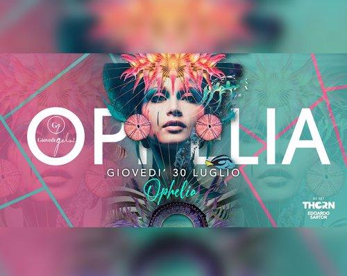 Ophelia ai Gelsi - 30 luglio 2020