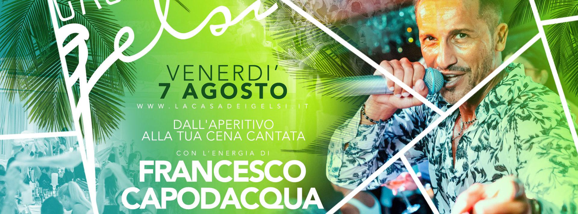 Capodacqua - 7 agosto 2020
