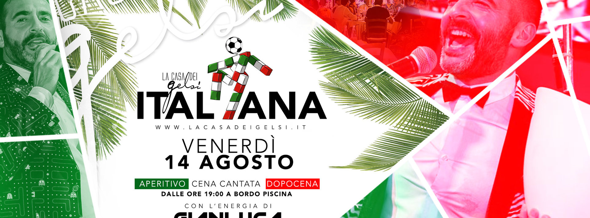 Italiana con Gianluca Indovino - 14 agosto 2020