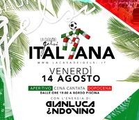 Italiana Gelsi 14 agosto 2020