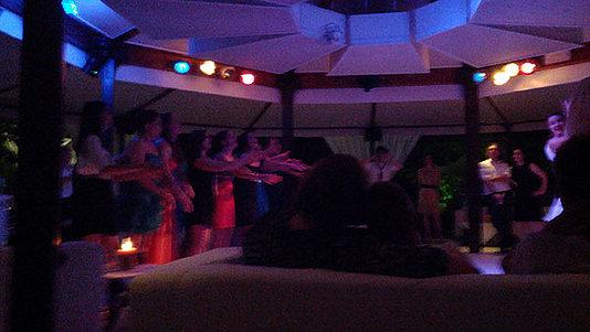 festa di matrimonio discoteca