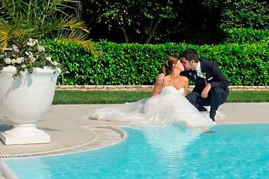 bacio piscina